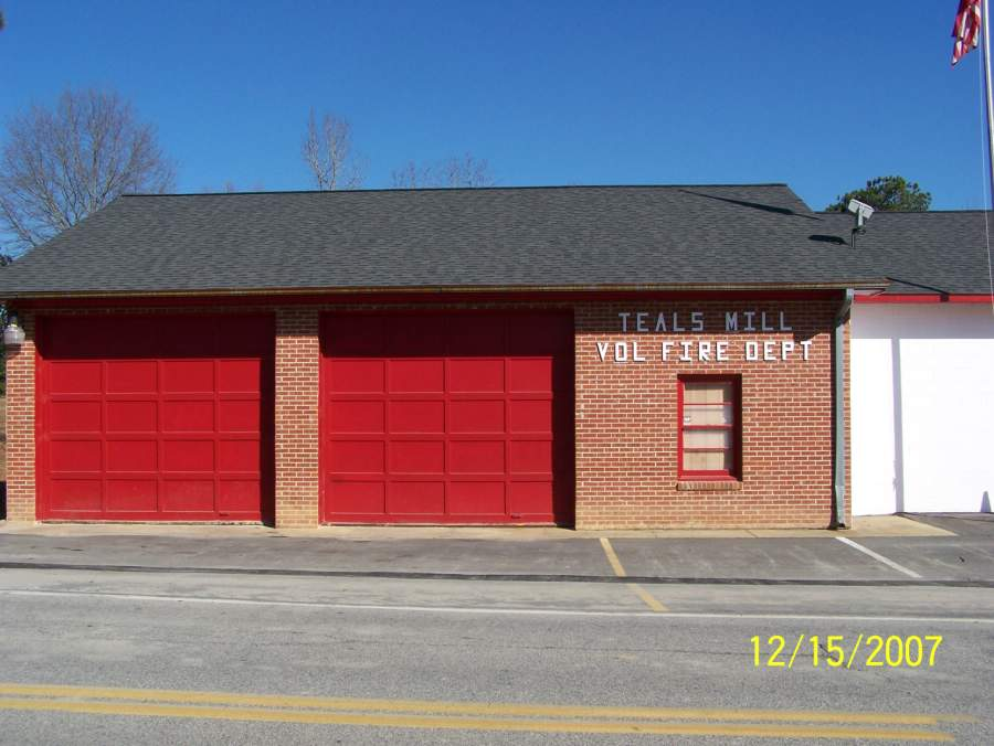 Teals Mill Fire Department